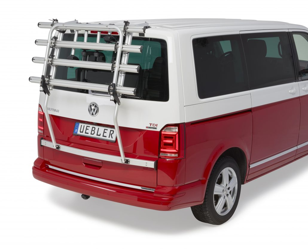 T5.2 von 2003-2015 Schutzfolie Fahrradträger Heckträger VW T5 Bus Bulli T5.1
