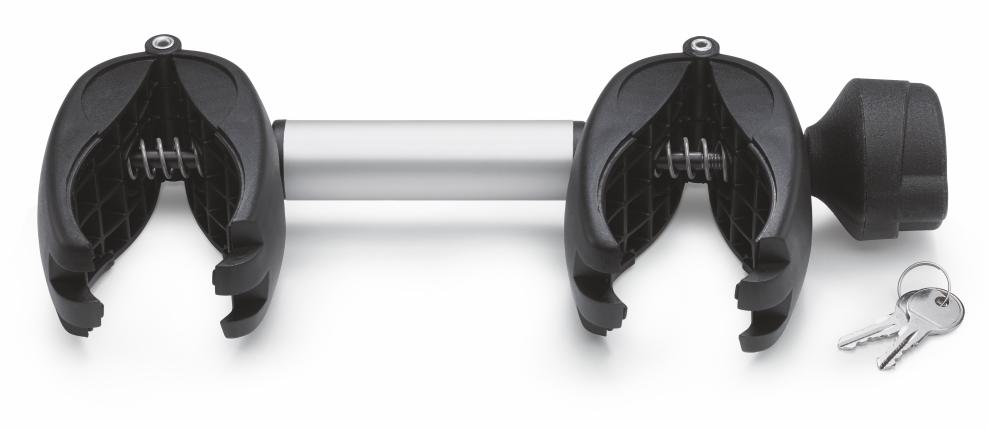 Uebler Heckträger Kupplungsträger Abstandshalter 3.//4.Fahrrad abschließbar 19910